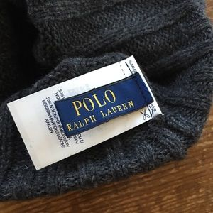 Polo by Ralph Lauren Accessories - Polo Ralph Lauren Set Of 2 Wool Blend Skull Caps
